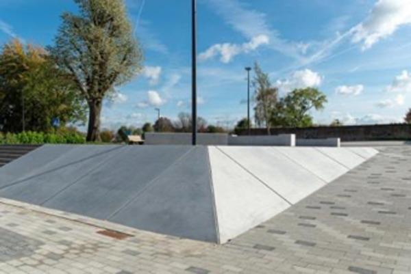 stadpark De Motten in Tongeren