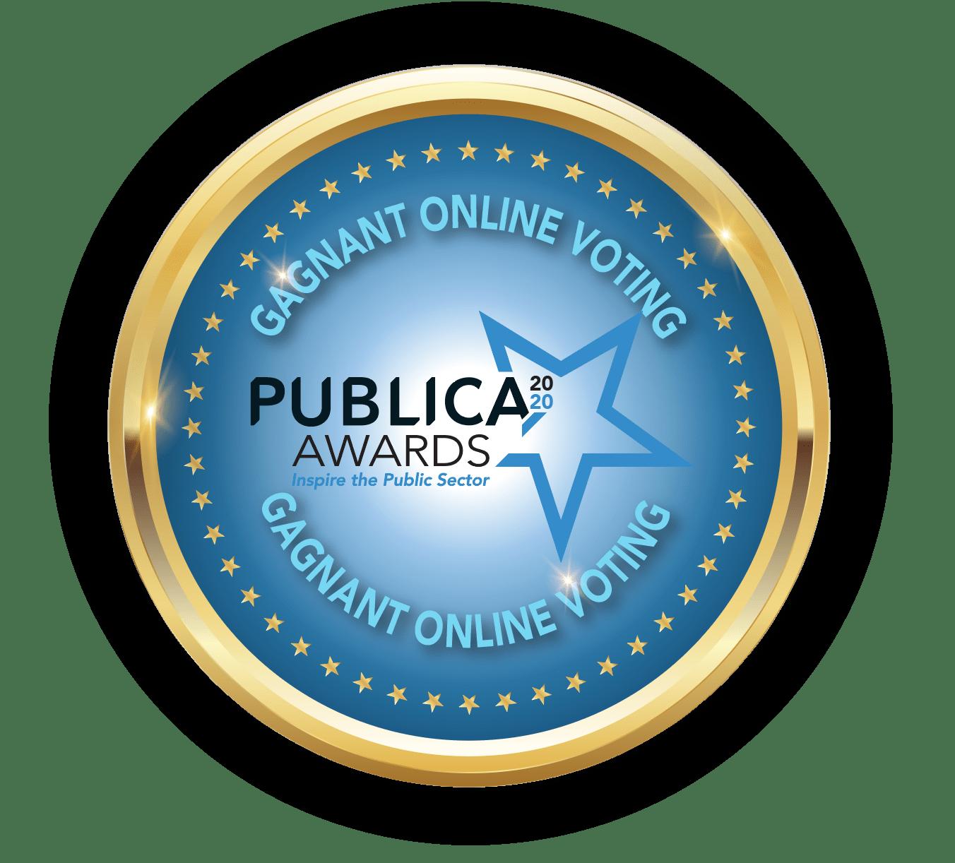 PUBLICA-Médaille-Gagnant