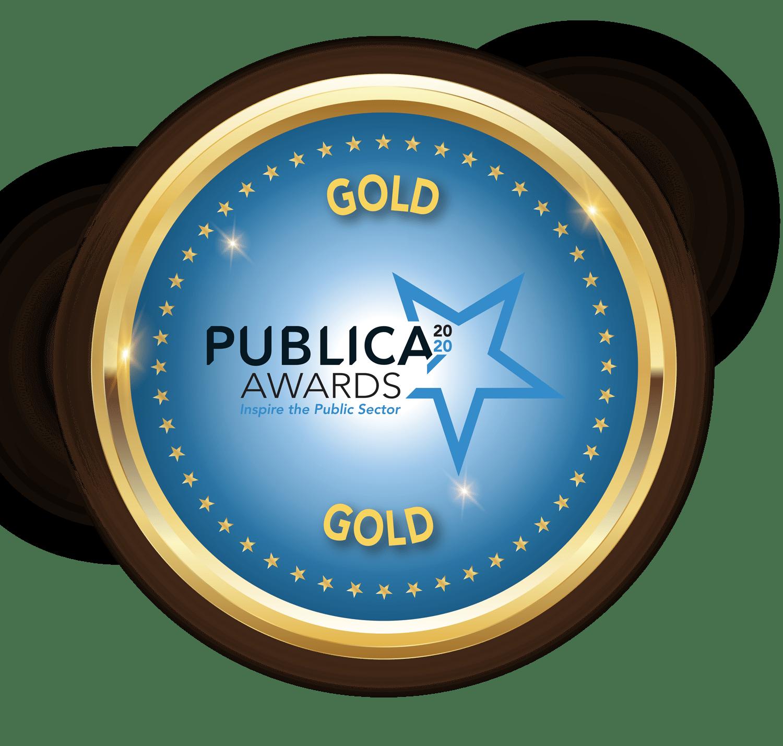 PUBLICAAwards_medaille_Gold_Gagnant_fond-bleuNL