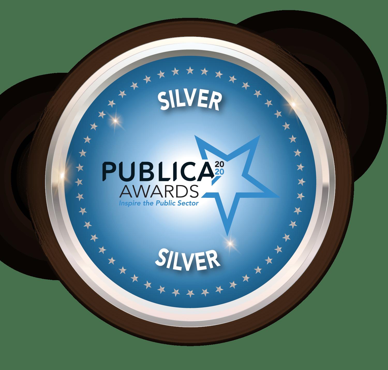 PUBLICAAwards_medaille_silver-_Gagnant_fond-bleuNL