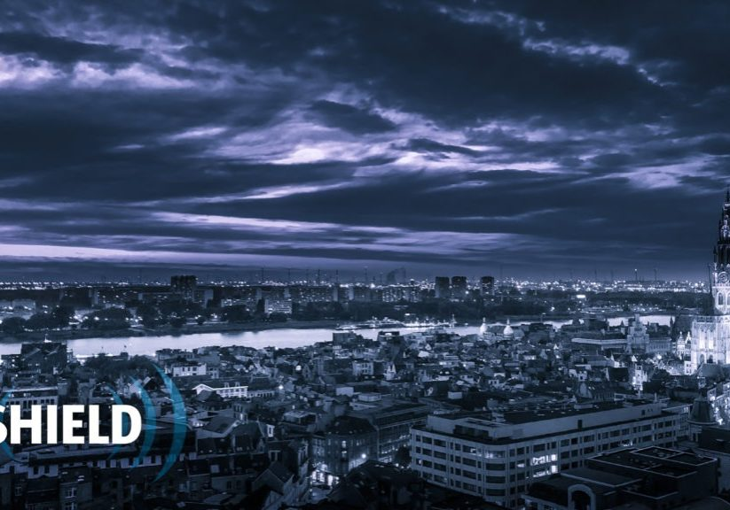 SHIELD - Antwerp by night - 1